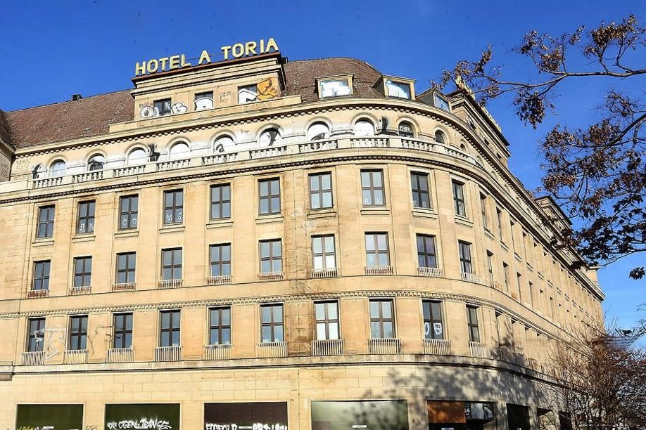 Hotel Astoria in Leipzig
